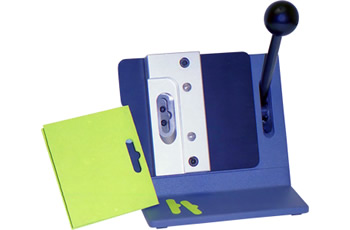 SBS series Bench Top slot and hole punches